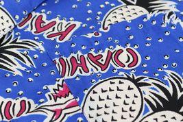 Men's Casual Tropical Hawaiian Luau Aloha Revere Beach Button Up Dress Shirt image 11