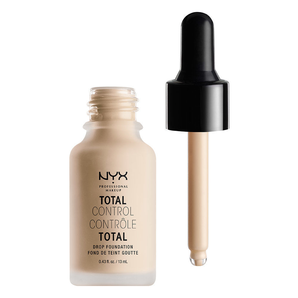 Primary image for NYX Total Control Drop Foundation TCDF02 Alabaster