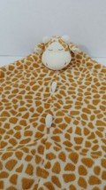 Angel Dear plush giraffe Baby Security Blanket Lovey nubs knotted toy - $6.92