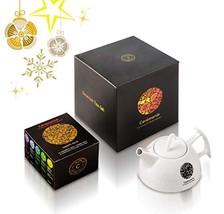 TEA WITH LOVE GIFT SET & Gourmet Variety Assortment Sampler, by Ceremonie Tea. O