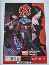 The Avengers #10  (2013 5th Series) High Grade Collectible Comic Book MARVEL! - $9.99