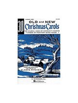 30 Old And New Christmas Carols (Four-Part). Partitions pour SATB, Accom... - $23.80