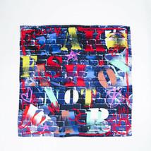 Chanel Make Fashion Not War Scarf - $335.00