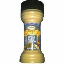 Grace Caribbean Traditions Ginger, Garlic & Pimento Seasoning 3.49oz - $10.88