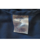 Blue scrubs top size XS by Medline jch090 - $9.90