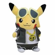 Pokemon Center Original Plush Doll Boss Pretend Pikachu S Size Rare Gift - $74.80