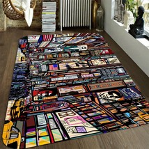 3D City Paint 2 Non Slip Rug Mat Room Mat Quality Elegant Photo Carpet U... - $106.68+