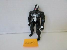 "1991 Marvel Action Figure Venom Toy Biz 5"" Loose L133 - $8.81"