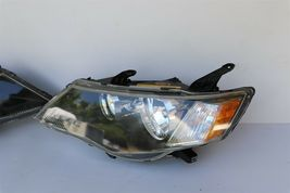 07-09 Mitsubishi Outlander HID Xenon Headlights Set L&R - POLISHED image 3