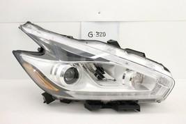 OEM HEADLIGHT HEADLAMP HEAD LAMP LIGHT LED 15-18 NISSAN MURANO HID RH ch... - $282.15