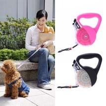 Dog Leash 200cm 360cm Retractable Long Lead Pet Training Waterproof Safe... - $22.33+