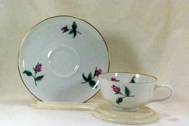 Rosenthal Darling Rose Cup & Saucer - $18.89