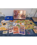 Vintage Key To The Kingdom Fantasy Adventure Board Game by Golden  - $88.17