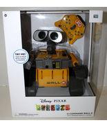 Disney Pixar Thinkway Toys U-Command WALL-E Talking Robot Movie voice + sounds - $265.00