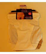 3 Maidenform Sweet Nothings hipsters Size 8 Black Nude White Style MM2000 - €17,24 EUR
