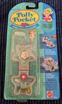Vintage 1993 Polly Pocket Fairy Garden Locket Fairy Fun Collection  - Ne... - $169.99