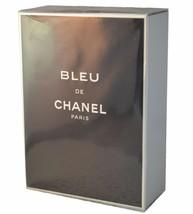 BLEU DE CHANEL Pour Homme 3.4oz. Men's Perfume EDT Cologne Fragrance Blu... - $116.39