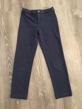 OshKosh B'gosh Size 7 Navy Blue Pants - $5.99