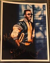 ARSENIO HALL Signed Autographed Photo Basketball Leather Jacket MICHAEL ... - $279.57