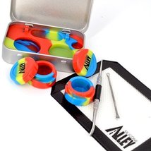 Wax Carving Travel Kit - [Red / Blue / Green] Nonstick Tin with Silicone... - $22.76
