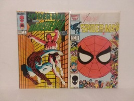 WEB OF SPIDER-MAN #100 - FIRST SPIDER ARMOR + #40 & #113 - FREE SHIPPING - $18.70