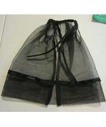 Vintage Barbie  Black Magic CAPE #1609 - $28.45