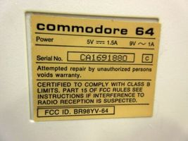 Commodore 64c Test Pilot Bundle Computer System 1541-II Disk Drive Games Box image 5