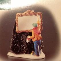 Dept 56 Heritage Village Painting Our Own Sign 55501 New In Box - $9.99