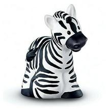 Fisher-Price Little People Zebra Tier Zoo Wildleben Safari Abbildung Spielzeug image 2