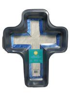 """Wilton Religious Easter Cross Cake Pan - Non Stick 13.5"""" x 11"""" - New Wit... - $13.37"""