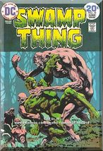 Swamp Thing #10 (1974) *Bronze Age / DC Comics / Last Bernie Wrightson* - $20.00
