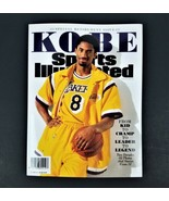 KOBE BRYANT Sports Illustrated-Special Retirement Issue-April 2016 (Jan ... - $35.51