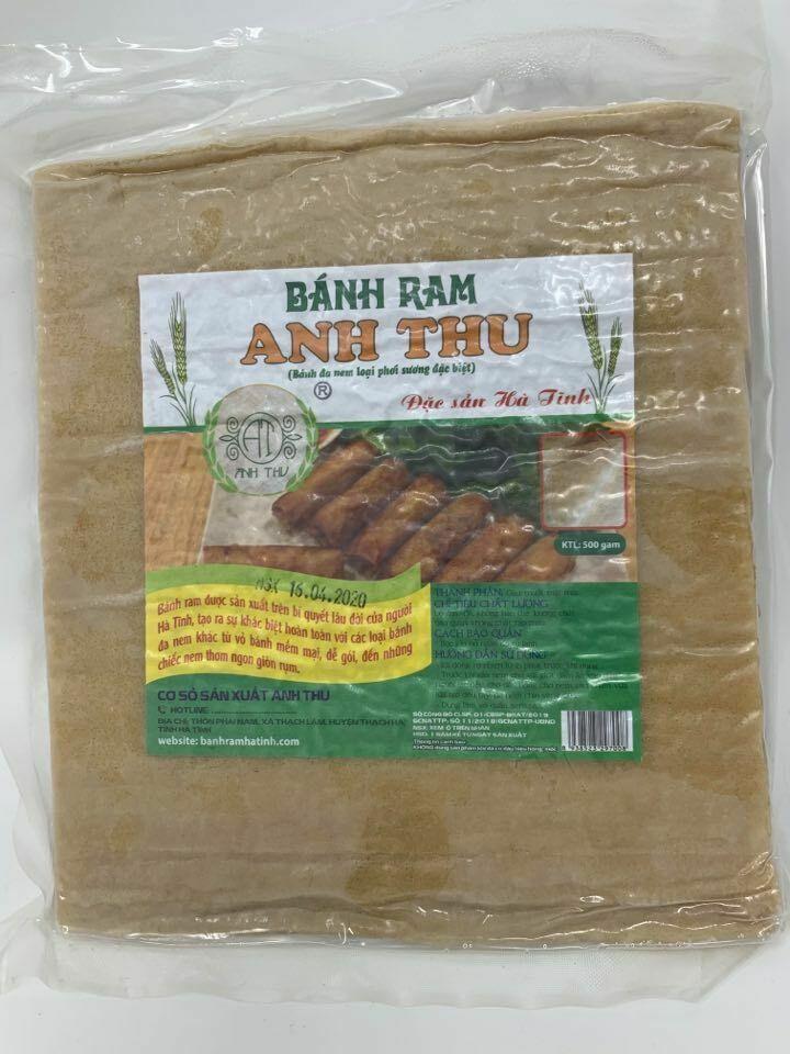 Ha Tinh - Anh Thu Ram Spring Rolls 500g