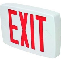 Lithonia Lighting Led Exit Sign Single Or Double Sided Red - $116.20