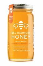 Bee Harmony American Raw Orange Blossom Honey, 12 Ounce - $17.00