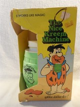 Flintstones 1977 Glacierware Nice Kreem Machine w/Box - Lt Green Ice Cre... - $14.95