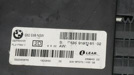 BMW E82 E88 1-series Footwell Headlight Lamp Control PL2 FRM 6135-9197161-02 image 4