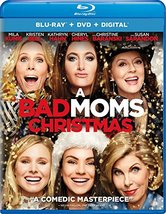 A Bad Moms Christmas [Blu-ray+DVD, 2018]