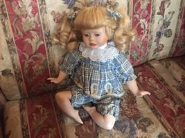 Crying &Sad Ceramic Doll Small - $24.99