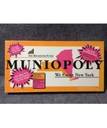 Muniopoly Rochester Funds 'We Cover New York' Board Game - $64.35