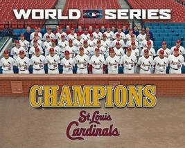2006 St. Louis Cardinals 8X10 Team Photo Baseball Picture World Series Champs - $3.95