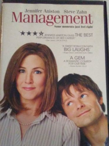 Primary image for Management (DVD, 2009) Tested, ships in 24 hours