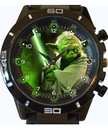 Master Yoda New Gt Series Sports Unisex Gift Watch - £23.41 GBP
