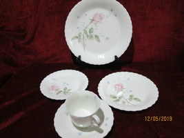 Mikasa April Rose 5 piece place setting - $29.65