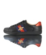 Gucci Ace Embroidered Bee Sneakers Unisex Casual Classic Fashion Shoes b... - $220.00