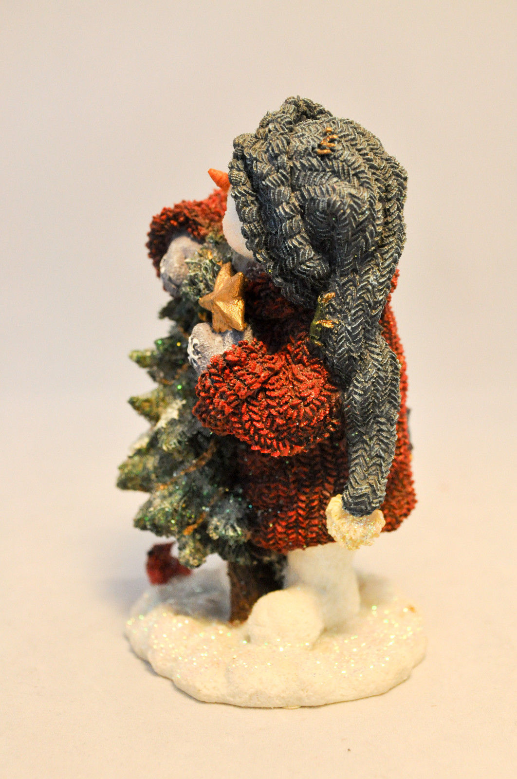Boyds Bears & Friends: Douglas ... Sprucin' Up The Tree - Style 36524 image 7