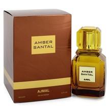 Ajmal Amber Santal Eau De Parfum Spray (unisex) 3.4 Oz For Women  - $91.93