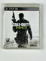 Call of Duty: Modern Warfare 3 (Sony PlayStation 3, 2011) PS3 Tested MW3 - $9.99