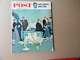 Saturday Evening Post Magazine February 18 1956 Complete - $12.99