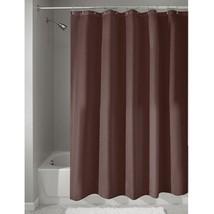 InterDesign Fabric Shower Curtain, Modern Mildew-Resistant (Standard|Cho... - $19.09